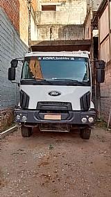 Ford cargo 2629 4x6 basculante 2012