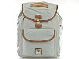 Bolsa mochila feminina azul promocao.