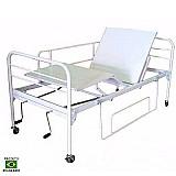 Cama hospitalar manual ou motorizada entregamos para todo  brasil
