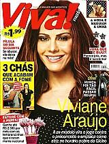 A ex-modelo vira o jogo contra o preconceito,  viviane araujo,  revista viva mais nº 776