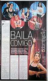 Anitta,  baila comigo,  participacao na danca dos famosos