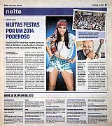 Anitta,  muitas festas,  quer ser rainha,  show na fundicao,  2/3 de pagina 100 anos do compositor valzinho