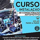 Curso instalacao de ar condicionado automotivo