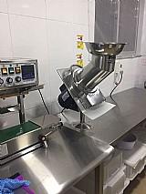 Crivadora de tapioca super plus 900 kg/h prismainox - cassava starch sieving machine - prismainox