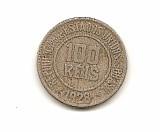 Moeda brasil 100 reis 1928.- 193 -