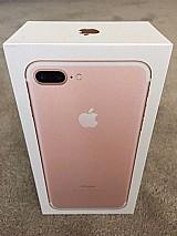 Apple iphone 7 plus 256gb 1 ano de garantia