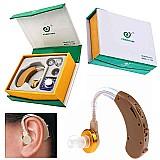 Aparelho amplificador auditivo powertone f138