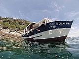 Barco de de turismo