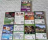 Jogos xbox 360 original (lote de nove)