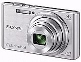 Camera digital sony cyber-shot dsc-w730 16.1mp 8x
