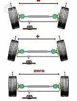 Alinhamento de direcao simples e 4 balanceamento de rodas