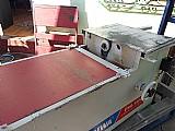 Serra esquadrejadeira maksiwa esq1800 corte reto monofasico usada
