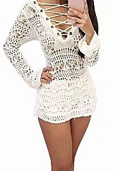 Bata blusa feminina tricot renda croche - frete gratis