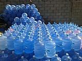 Água mineral linhagua,  guarapari