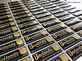 Etiquetas siliconadas