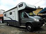 Motor home iveco aconcagua 2011 - 12.300km