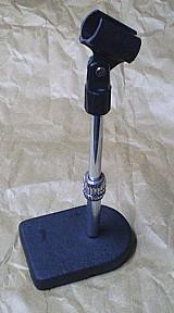 Pedestal de mesa para microfone.- 196 -