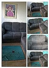 Sofa 2 e 3 lugares urgente