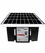 Cerca eletrica rural 160k es-g hp solar