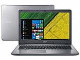 Notebook acer aspire f5 intel core i5 - 8gb 1tb led 15, 6