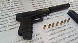 Vendo pistola glock g-25 calibre.380...... confiram
