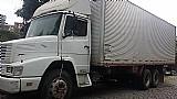 Mb 1218 truck bau