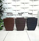 Vaso de plantas estilo japi vogue nutriplan vasart 45x35