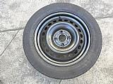 Hb20s hb 20s hb 20 s hyundai roda original ferro aro 15 pneu usado 185/60r15 estepe avulso p.fum,