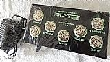 Bateria (drum) eletrônica de dedo ou mao dos anos 80