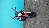 Moto fazer 250 ano 2007 vermelha
