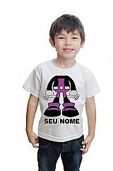 Camiseta mutano beast boy jovens titans customizada