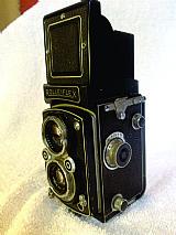 Camara fotografica rolleiflex
