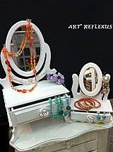 Criado mudos aparadores penteadeiras moveis retro art reflexus - vlmariana