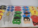 Mascaras super herois