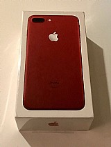 Brand new factory unlocked apple iphone 7 plus red 256gb sealed