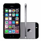 Iphone 5s 16gb cinza espacial 4g tela 4