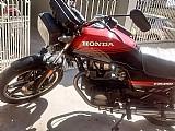 Honda cb 450 dx. em otimo estado. abaixo do valor pela conservacao da moto - 1989