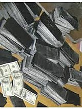 Black,  stained and defaced money cleaning  27787930326