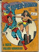 Super-homem n 39,  a nova mulher maravilha