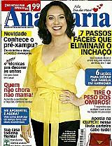 Eliane giardini,  muricy de avenida brasil,  faz de tudo para unir a familia,  revista ana maria 813