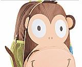 Mochila infantil macaco multikids baby bb231
