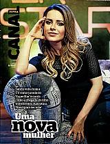 Uma nova mulher,  sandy volta a tv,  revista canal extra 12-042015