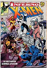Os mutantes contra-atacam parte final,  x-man n 49