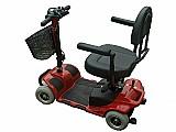 Cadeira motorizada mobility pop bronze (promocao)