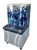 Bebedouro de agua industrial da linha premium personalizados