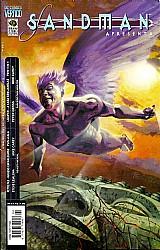 Sadman apresenta,  jla,  dc comics vertigo nº 4