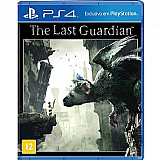 Jogo ps4 the last guardian midia fisica lacrado