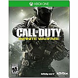 Jogo xbox one call of duty infinite midia fisica lacrado