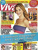 Aos 5 meses de gravidez grazi massafera  esta mais radiante,  revista viva mais nº 644
