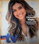 Revista jornada dupla,  grazi diz e hora de voltar,  revista da tv 30-12-2012